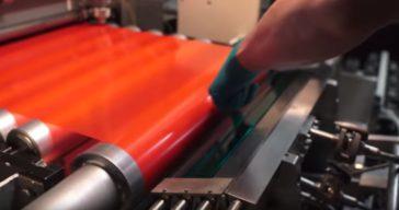 Adox kauft Gießmaschine von Ilford