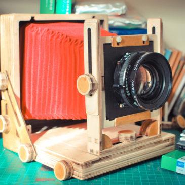 Kickstarter: Intrepid 4×5″ Großformat Kamera