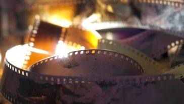 Kinofilm analog