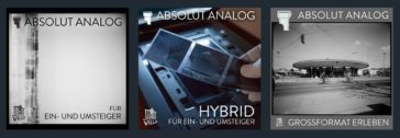 Absolut Analog Workshops