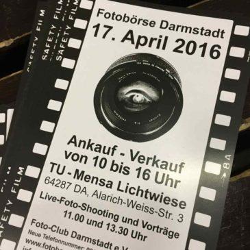 Fotobörse Darmstadt