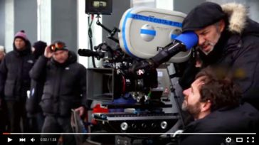 Sam Mendes shoots Spectre on Panavision